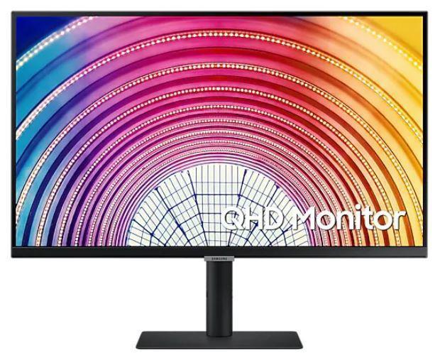 "Samsung S32A600NWU 81,3 cm (32"") 2560 x 1440 pikslit Quad HD Must"