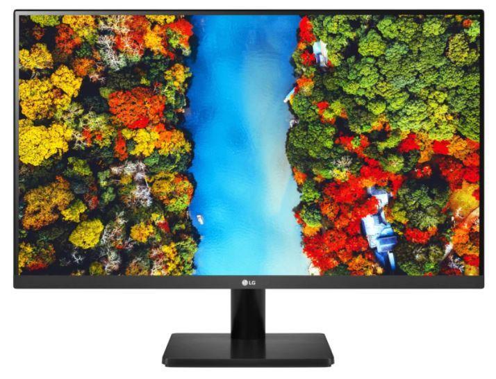 """LG 27MP500-B PC lamekuvar 68,6 cm (27"""") 1920 x 1080 pikslit Full HD LED Must"""