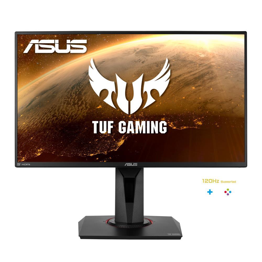 "ASUS TUF Gaming VG258QM 62,2 cm (24.5"") 1920 x 1080 pikslit Full HD LED Must"