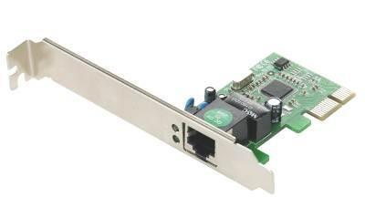 NET CARD PCIE 1GB/NIC-GX1 GEMBIRD