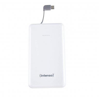 POWER BANK USB 10000MAH/WHITE 7332632 INTENSO