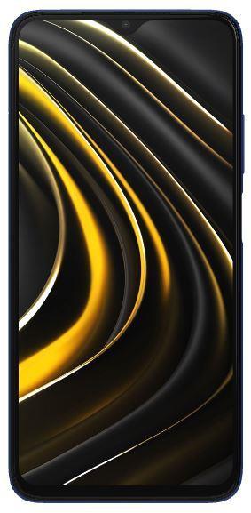 MOBILE PHONE POCO M3/64GB BLUE MZB0864EU XIAOMI