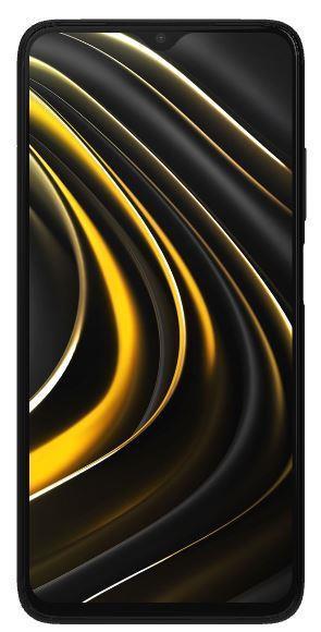 MOBILE PHONE POCO M3/64GB BLACK MZB0862EU XIAOMI