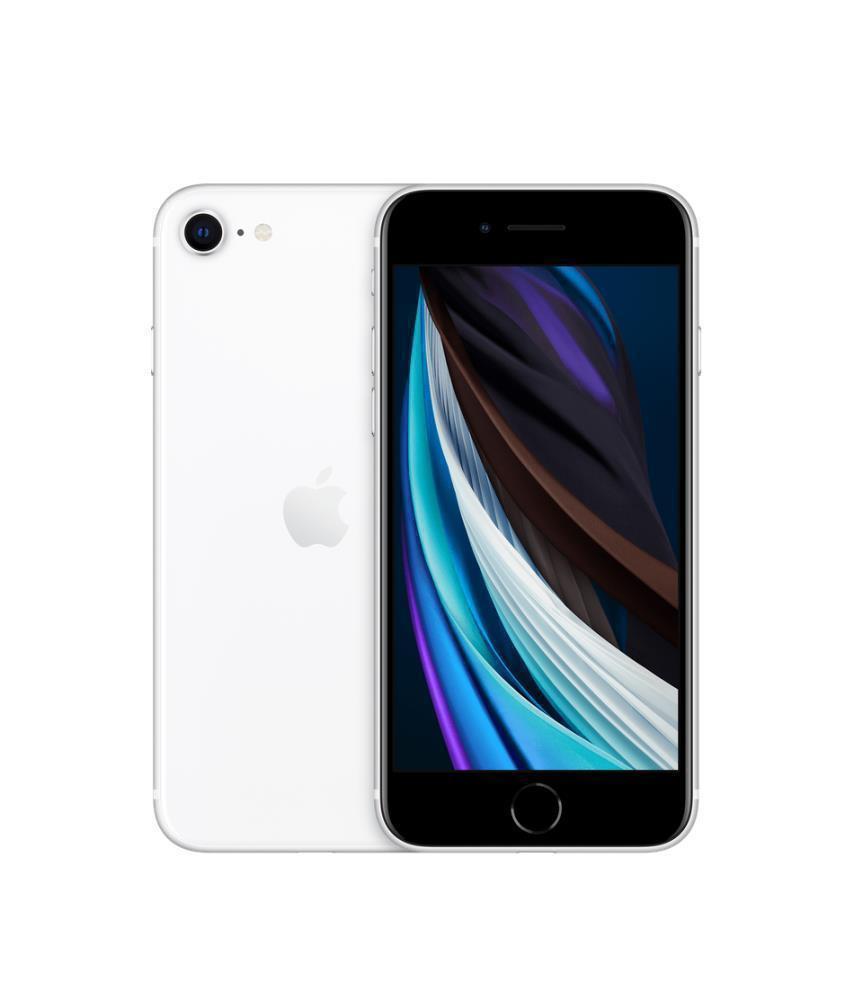 MOBILE PHONE IPHONE SE (2020)/128GB WHITE MHGU3 APPLE