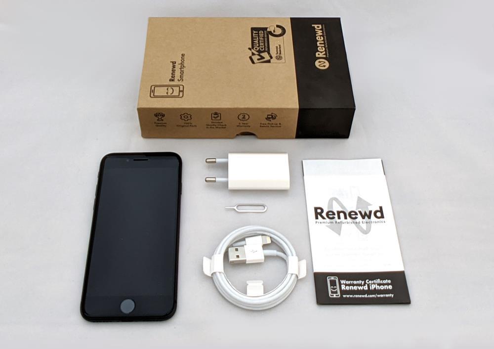 MOBILE PHONE IPHONE 8 64GB/RED RND-P80664 APPLE RENEWD