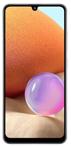"""Samsung Galaxy A32 5G SM-A326B 16,5 cm (6.5"""") Kaksik-SIM USB tüüp-C 4 GB 64 GB 5000 mAh Valge"""