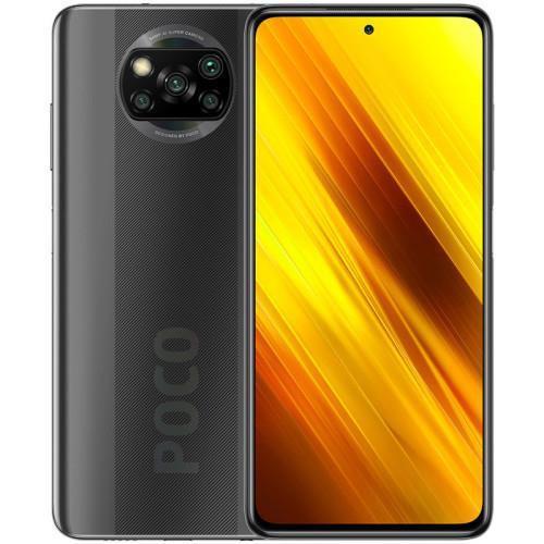 MOBILE PHONE POCO X3 PRO/128GB BLACK MZB08UKEU XIAOMI
