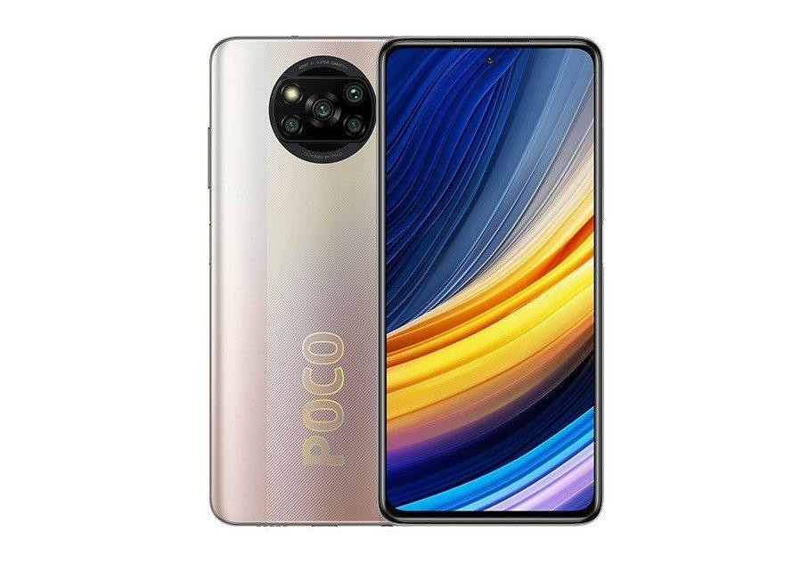 MOBILE PHONE POCO X3 PRO/128GB BRONZE MZB08UOEU XIAOMI