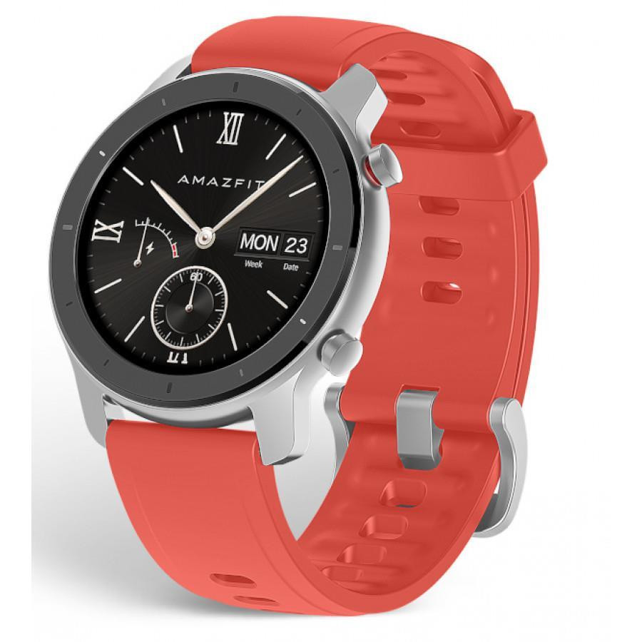 SMARTWATCH AMAZFIT GTR 42MM/A1910 42 CORAL RED HUAMI