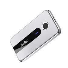 External SSD|NETAC|Z11|500GB|USB-C|NT01Z11-500G-32SL