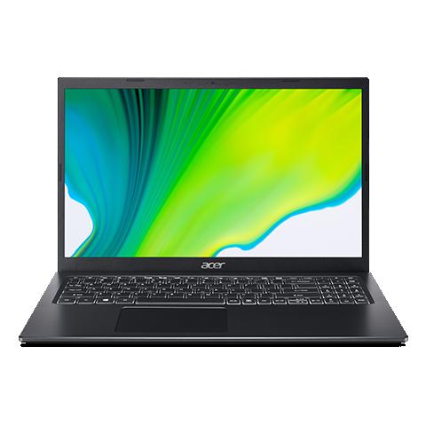 "Acer Aspire 5  A515-56-55NX  Black coal, 15.6 "", IPS, Full HD, 1920 x 1080 pixels, Matte, Intel, i5-1135G7, 8 GB, DDR4 SDRAM, SSD 512 GB, Iris Xe Graphics, No ODD, Windows 10 Home, 802.11ax (gen. 6), Bluetooth version 5.0, Keyboard language English, Keyboard backlit, Warranty 24 month(s), Battery warranty 12 month(s)"