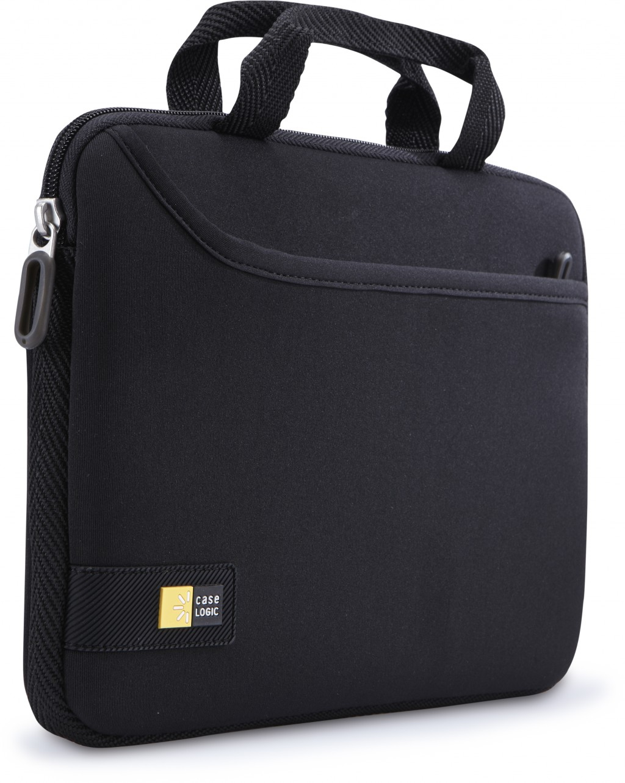 "Case Logic TNEO110K 10 "", Black, Sleeve, iPad, Samsung Galaxy, 10 "", Polyester"