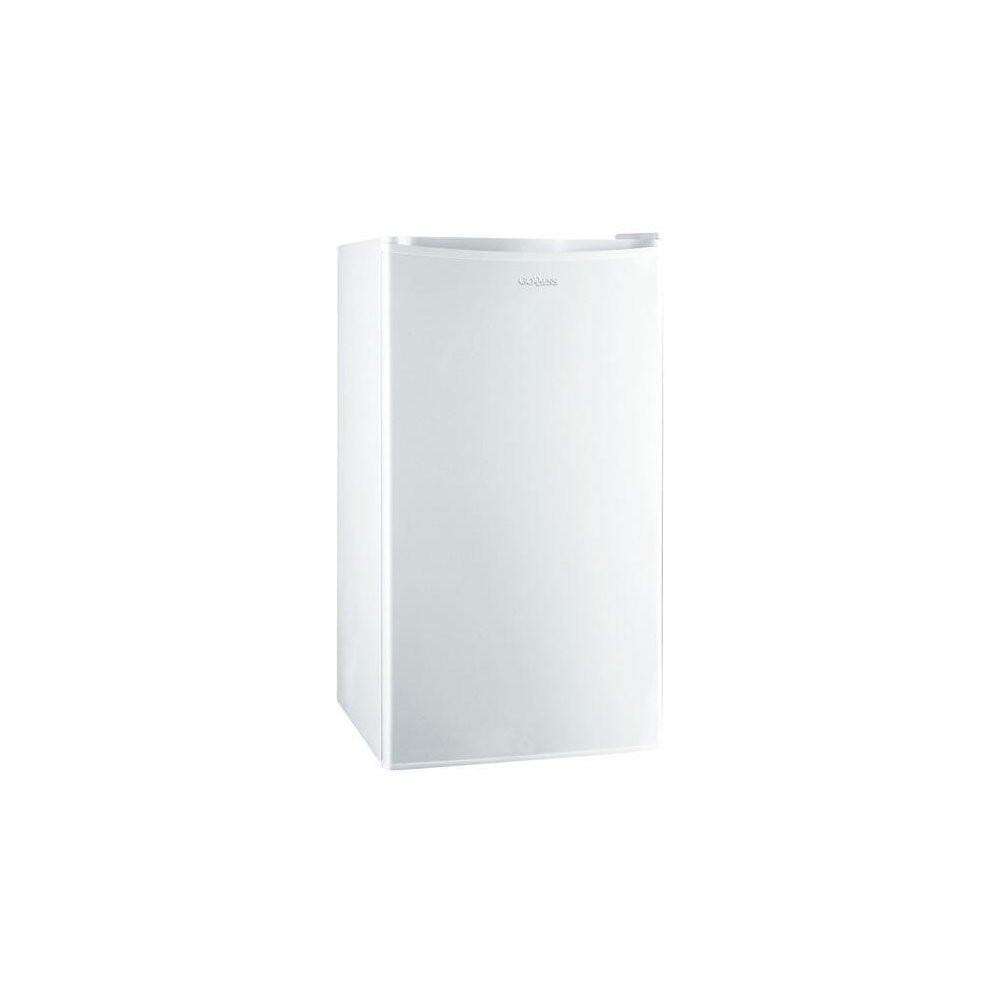 Goddess Refrigerator GODRSD083GW8AF Energy efficiency class F, Free standing, Larder, Height 83.1 cm, Total net capacity 91 L, White