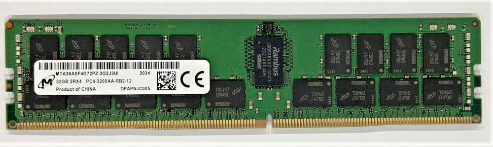 DELL AB257620 mälumoodul 32 GB DDR4 3200 MHz