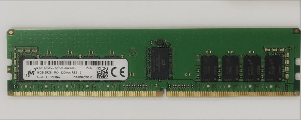 DELL AB257576 mälumoodul 16 GB 1 x 16 GB DDR4 3200 MHz