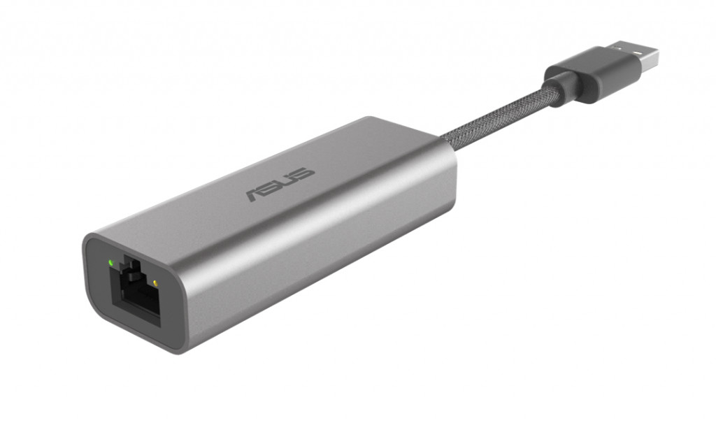 NET ADAPTER USB3.2 100/1000M/USB-C2500 ASUS