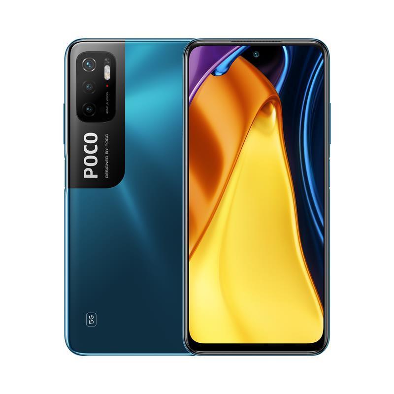 MOBILE PHONE POCO M3 PRO 5G/64GB BLUE MZB095IEU XIAOMI