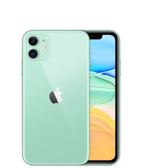 MOBILE PHONE IPHONE 11/256GB GREEN MHDV3 APPLE