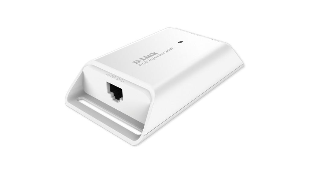 D-Link DPE-301GI Gigabit PoE Injector Compliant with 802.3af/802.3at