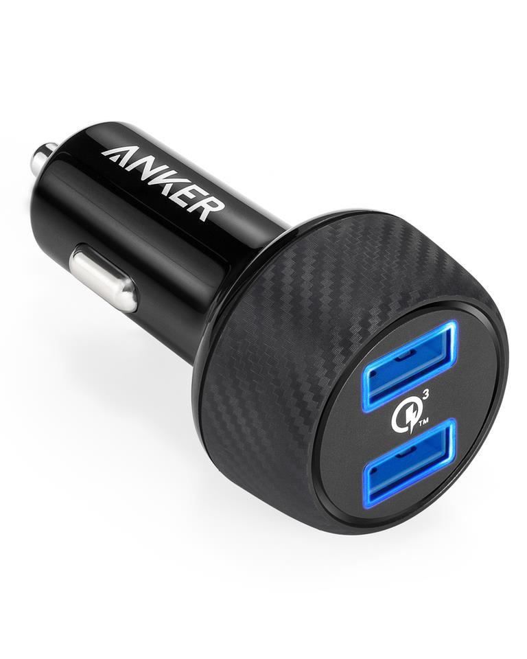 Anker PowerDrive Speed Must Hooneväline