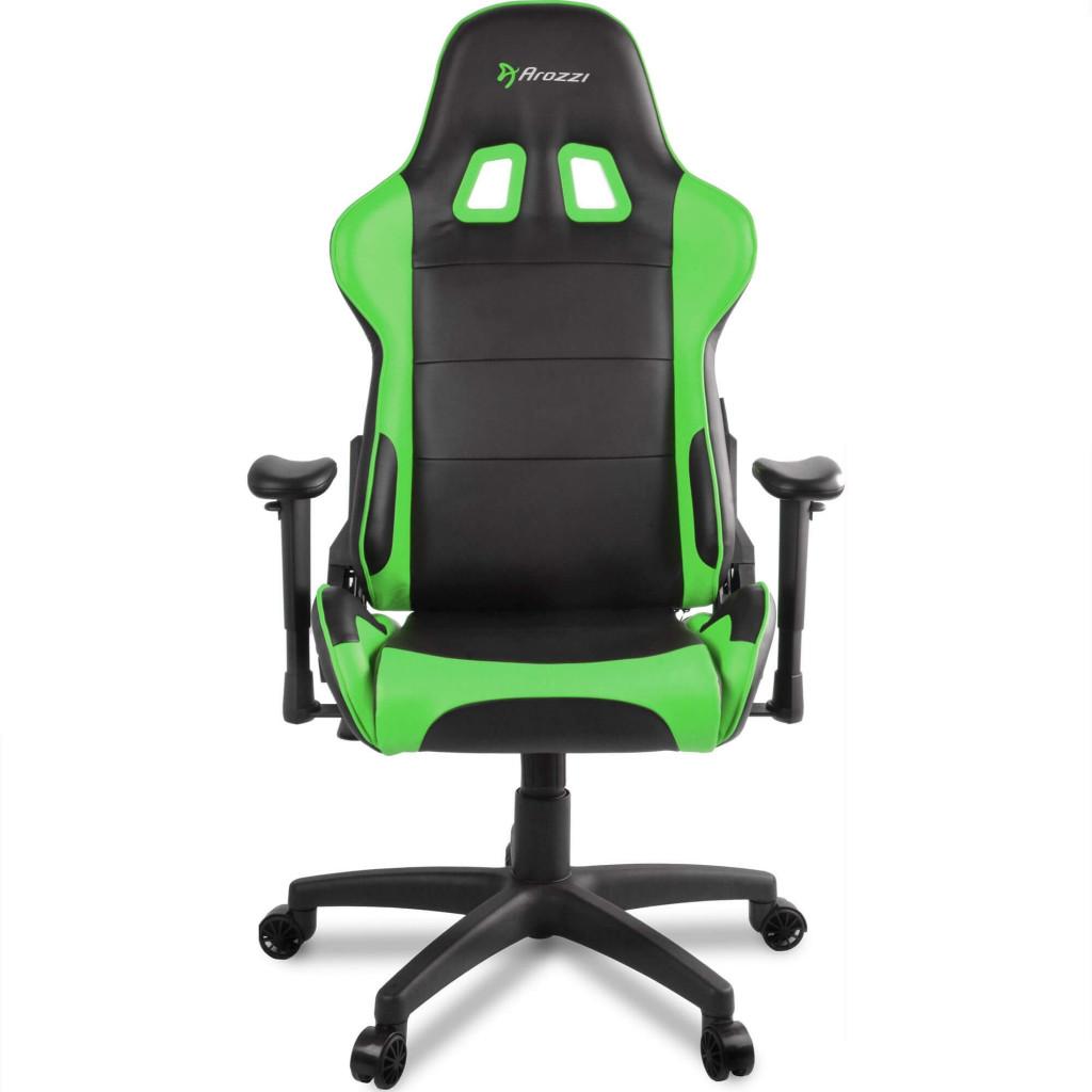 Arozzi Verona V2 Gaming Chair, Green