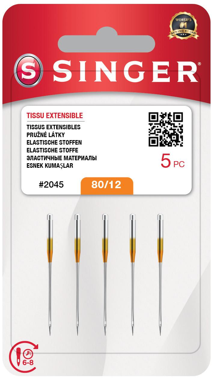 Singer Needle, 2045 SZ12 BLST W/05