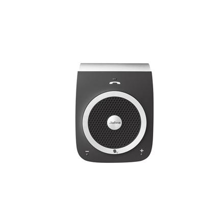 Jabra Tour 135 g g, Black, 1 Jabra Tour In-Car Speakerphone, 1 Car Charger, 1 USB Cable, 1 Quick Start Guide, 1 Warning /Warranty leaflet, A2DP, HFP, HSP, PBAP, 8.27 cm, 3.26 cm, 10.2 cm, In-Car Speakerphone