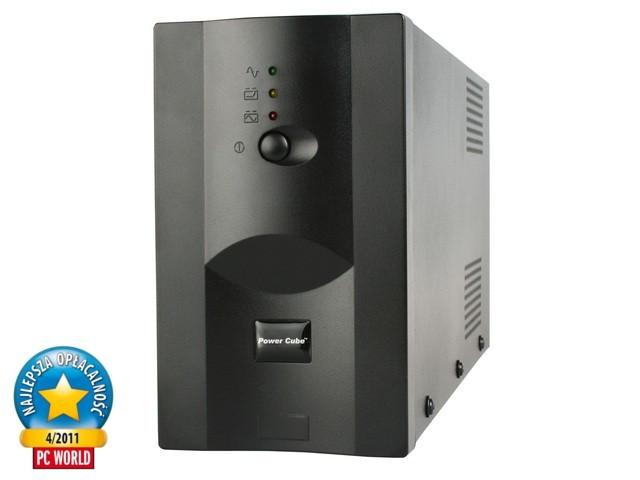UPS 650VA POWER CUBE Line-Interactive