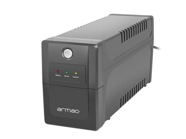 UPS Armac Line-In Home 650E LED 650VA 2x230V PL