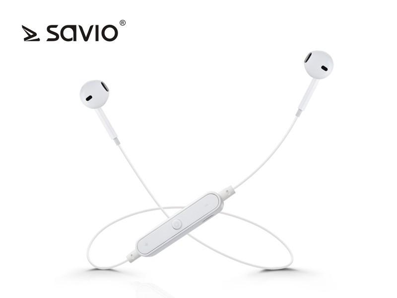 Wireless Bluetooth Earphones Savio WE-01