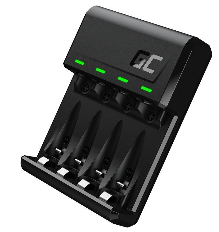 VitalCharger charger for AA AAA R6 R03 Ni-MH