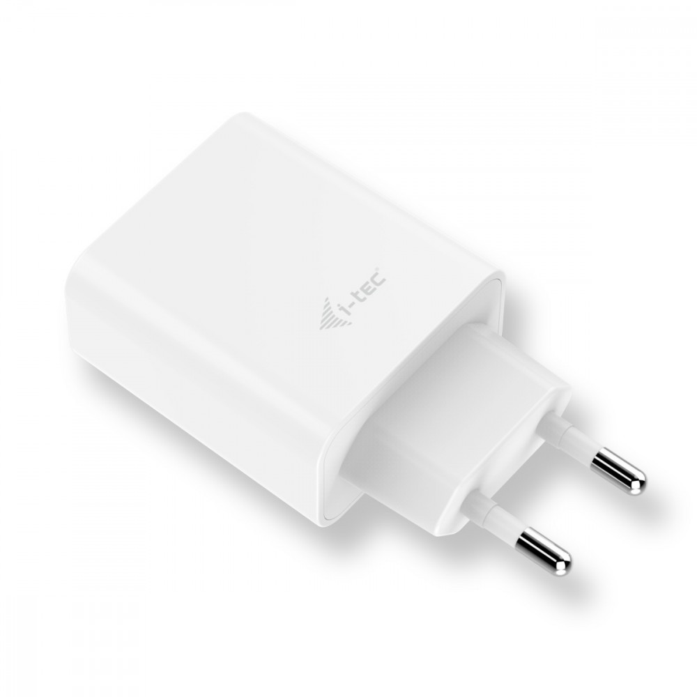 USB Power Charger 2 port 2.4A white 2x USB Port DC 5v/max 2.4A