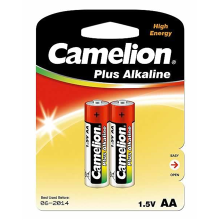 Camelion AA/LR6, Plus Alkaline, 2 pc(s)