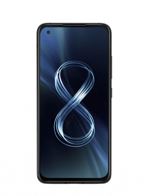 "Asus Zenfone 8 ZS590KS Black, 5.92 "", FHD+, 2400 x 1080 pixels, Qualcomm SM8350, Snapdragon 888, Internal RAM 8 GB, 128 GB, Dual SIM, Nano-SIM, 3G, 4G, 5G, Main camera 64 MP, Secondary camera 12 MP, Android, 11, 4000 mAh"