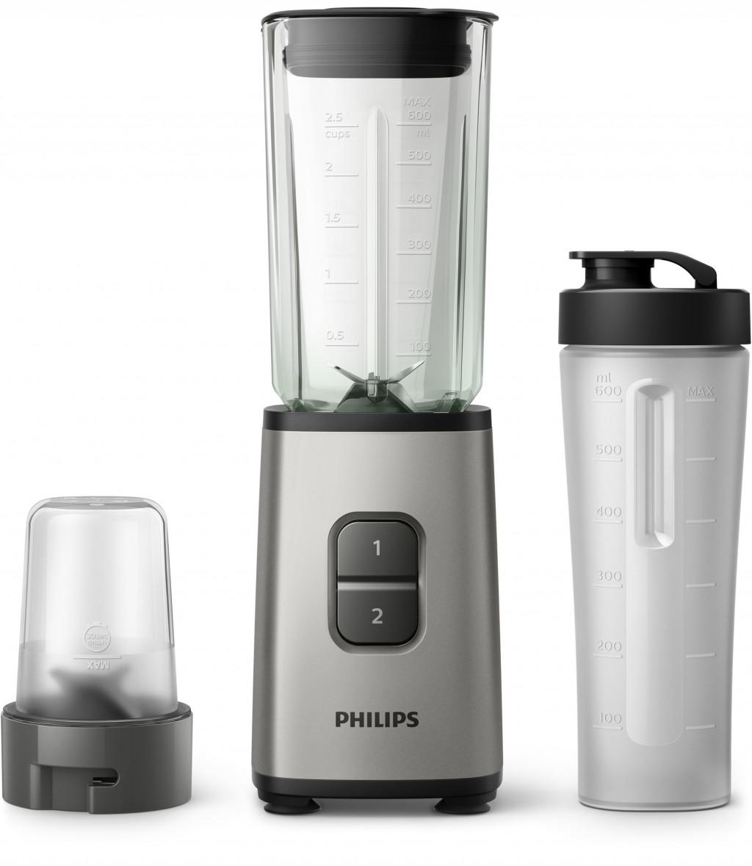 Philips Daily Collection 350 W Kaasavõetav joogipudel Multihakkija Minimikser