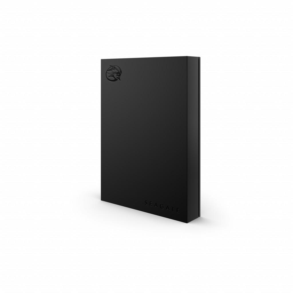 Seagate Game Drive FireCuda väline kõvaketas 2000 GB Must