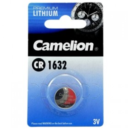 Camelion CR1632-BP1  CR1632, Lithium, 1 pc(s)