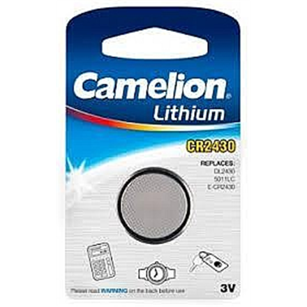 Camelion CR2430-BP1 CR2430, Lithium, 1 pc(s)