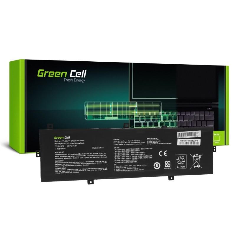 Notebook battery ASUS C31N1620 11,55V 3400mAh