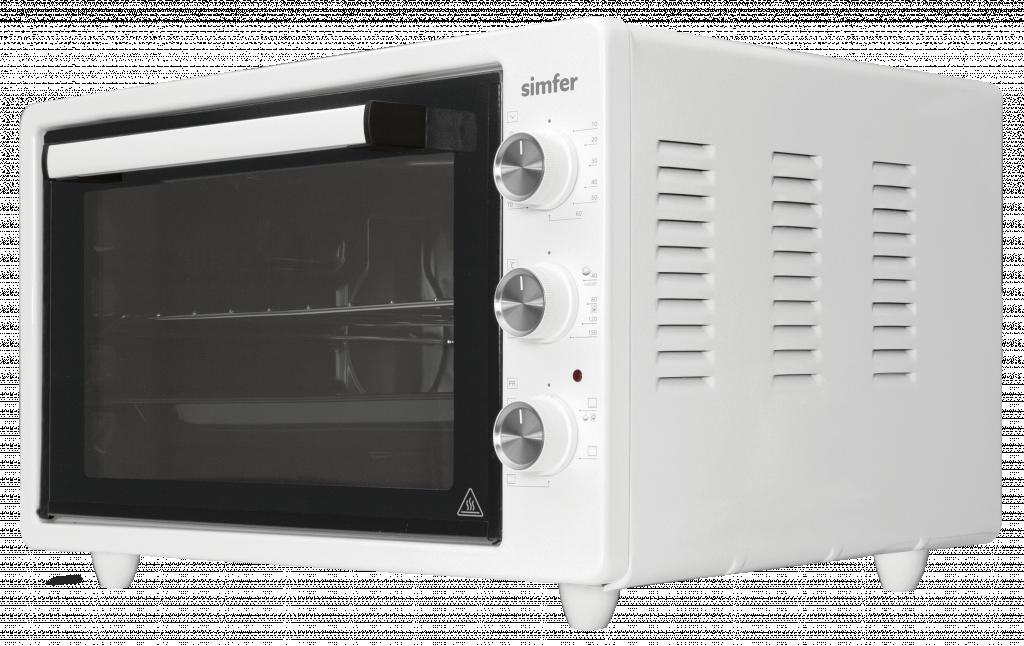 Simfer Midi Oven M4531.R02N0.WW3 36.6 L, Electric, Mechanical, White