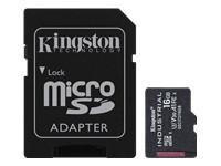 KINGSTON 16GB microSDHC Industrial C10