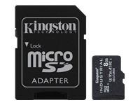 KINGSTON 8GB microSDHC Industrial C10