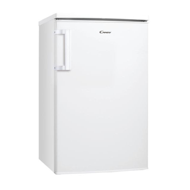 Candy Refrigerator CCTOS 504WHN  Energy efficiency class E, Free standing, Larder, Height 84.5 cm, Fridge net capacity 84 L, Freezer net capacity 14 L, 39 dB, White