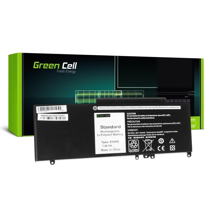 Battery 0WYJC2 G5M10 7.4V 5800mAh for Dell Latitude E5450 E5550