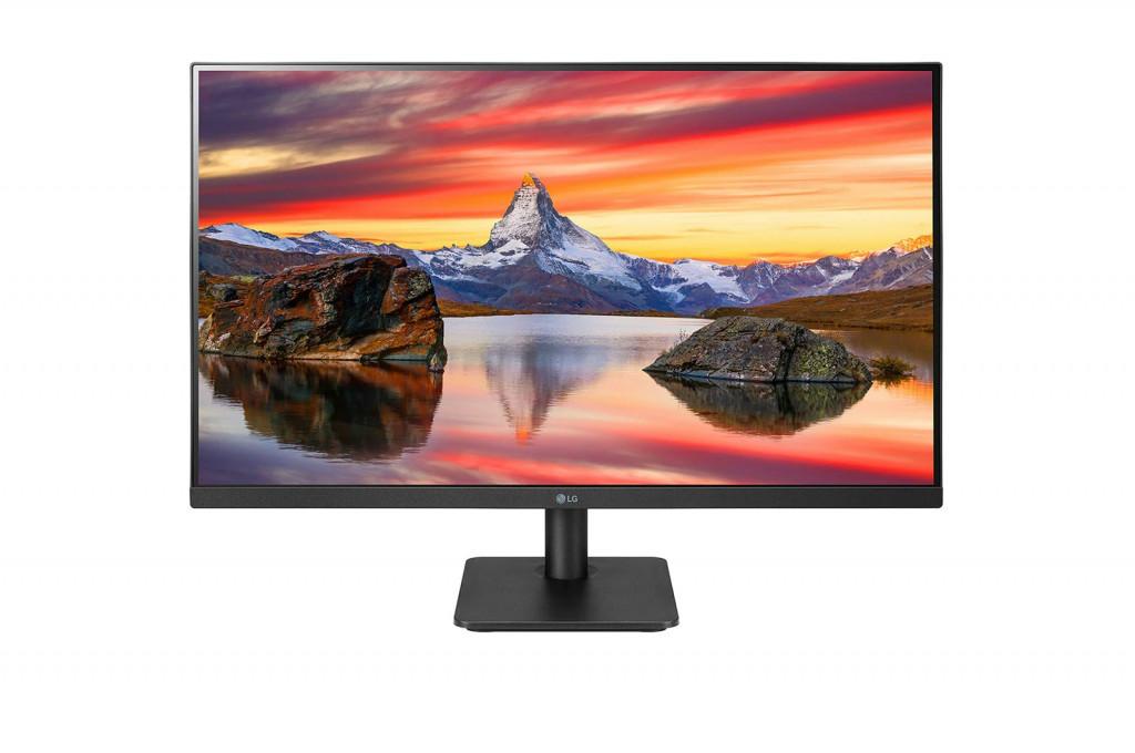 """LG 27MP400-B PC lamekuvar 5,08 cm (2"""") 1920 x 1080 pikslit Full HD LED Must"""