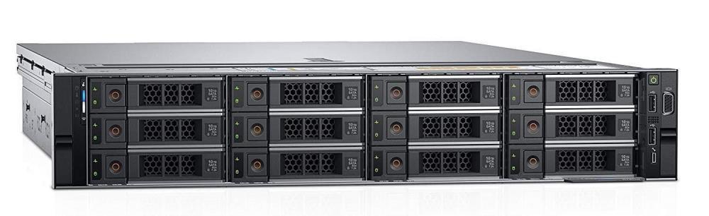 SERVER R740XD 2X4214SILV H730P/12X3.5/2X750W/RAILS/3YPRO DELL