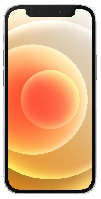 MOBILE PHONE IPHONE 12 MINI 5G/64GB WHITE MGDY3 APPLE