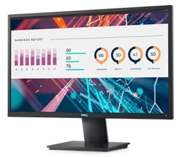 "DELL E Series E2421HN 60,5 cm (23.8"") 1920 x 1080 pikslit Full HD LCD Must"