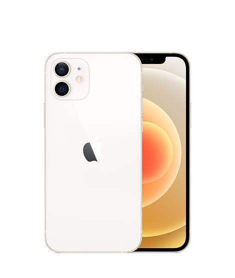 MOBILE PHONE IPHONE 12 5G/128GB WHITE MGJC3QN/A APPLE