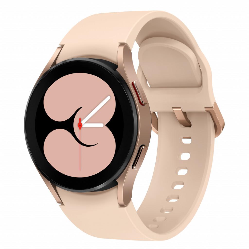 "Samsung Galaxy Watch4 3,05 cm (1.2"") 40 mm SAMOLED 4G Roosa kuld GPS (satelliit)"
